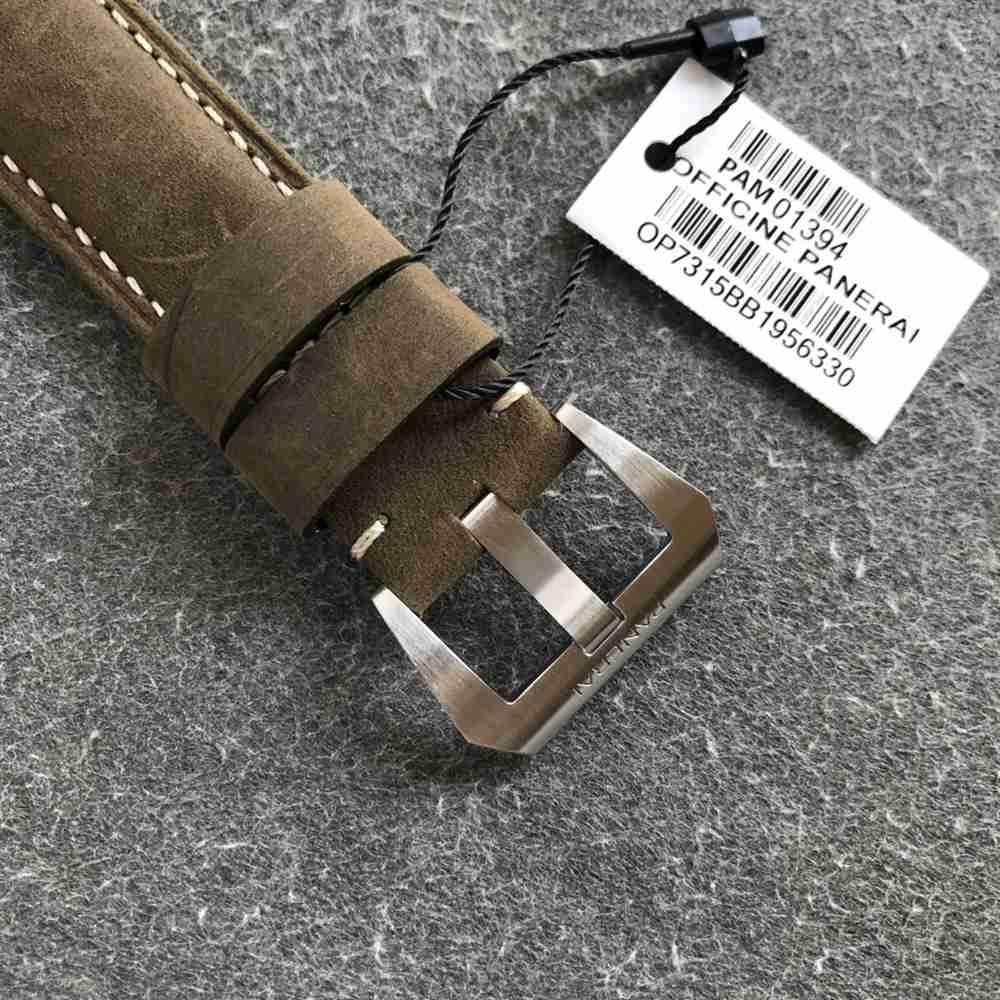 Panerai 42mm Luminor Marina PAM1394 VS factory