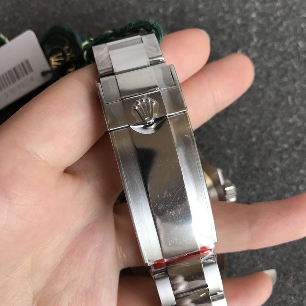 SUB 41mm black dial blue bezel VS factory 2021 version 3235 movement WT210