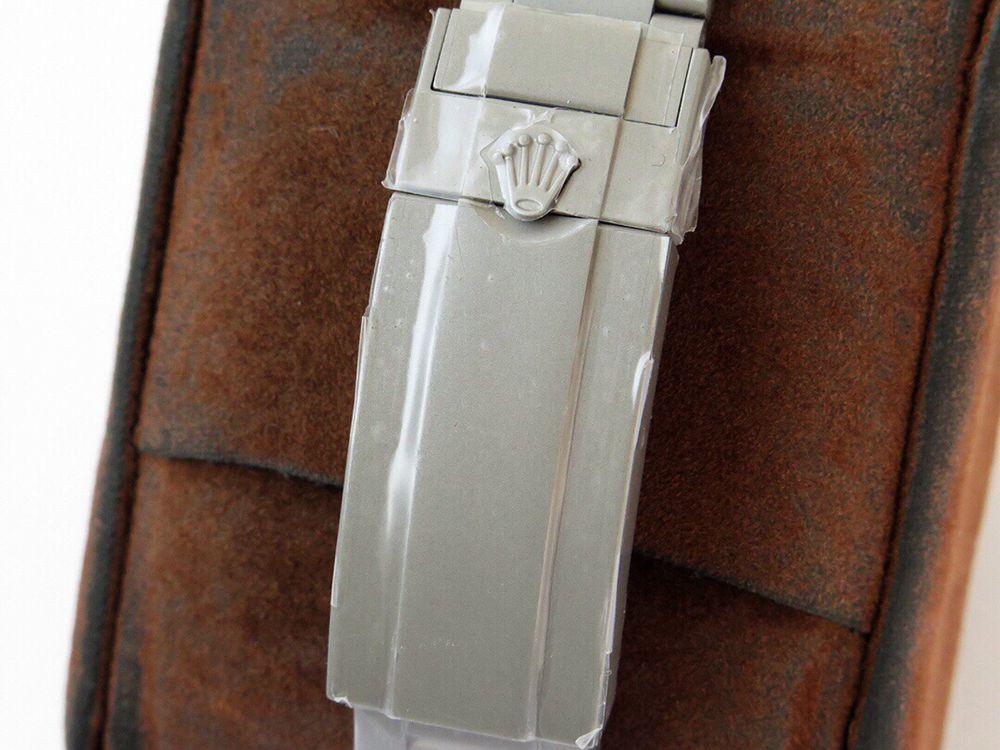 SUB 116610 ROF 3130 automatic skeleton dial carbon bezel WTxxx