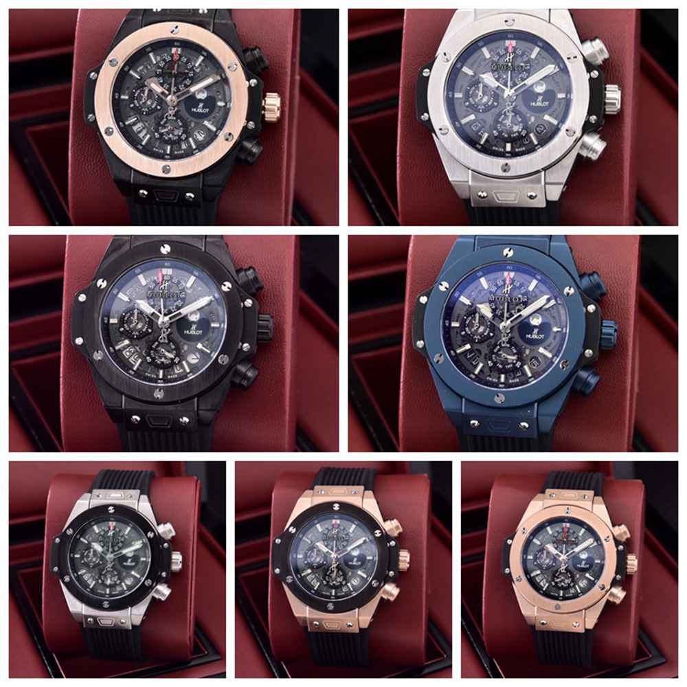 Hublot big bang Unico VK quartz movement 45mm XJ030