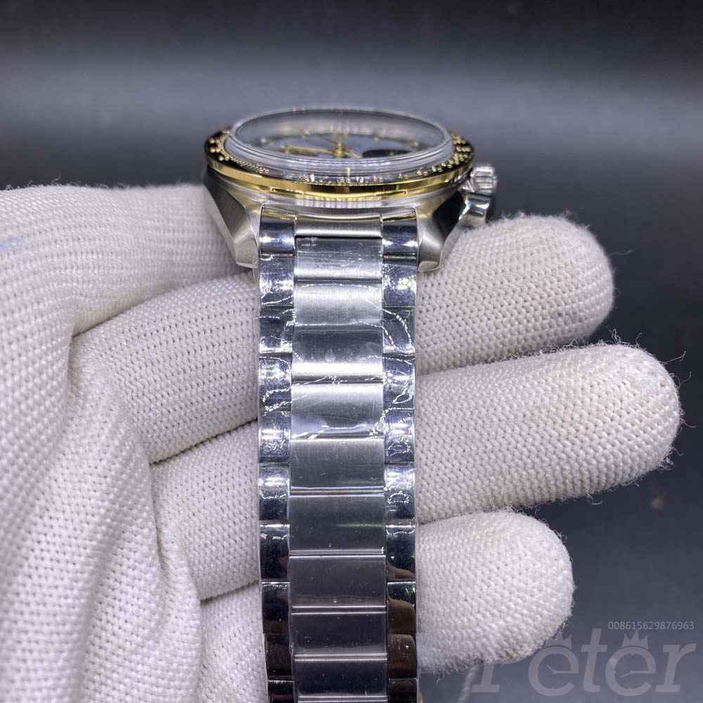 Omega speedmaster full works chronograph 7750 movement OM factory M155