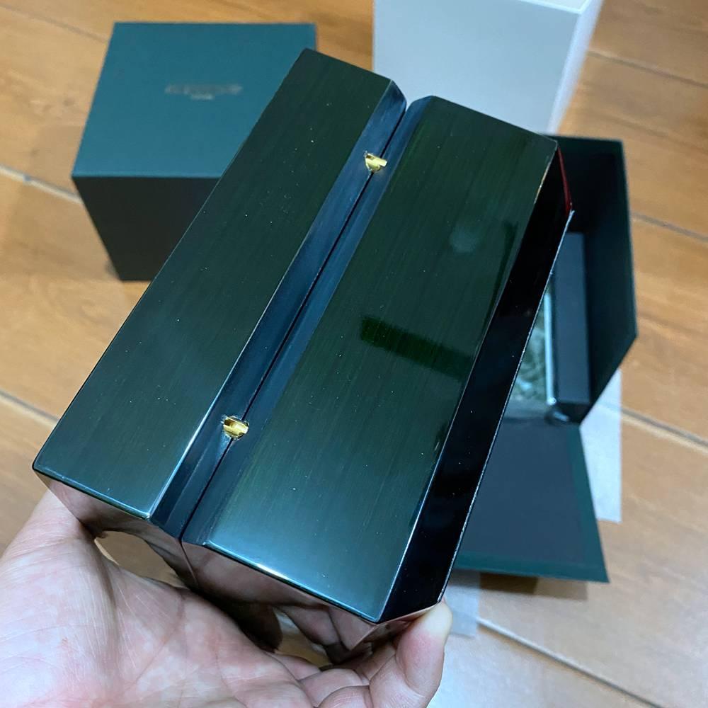 AP original green dark green box #AP12