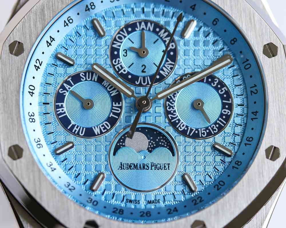 AP 26574ST 41mm silver case different color dials Cal.5134 automatic movement XD125