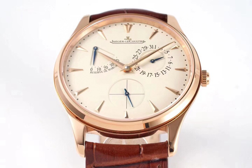 JL joker rose gold case 39mm ZF factory Cal.938 automatic thin watch WT