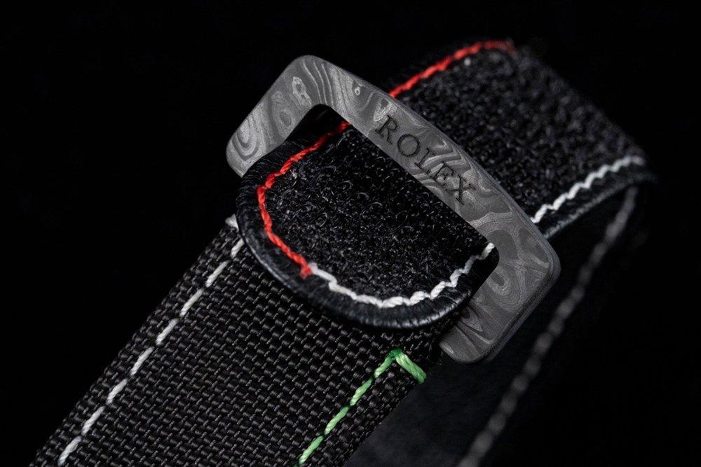 GMT DiW Carbon Fiber limited edition JH factory Swiss grade 3186 movement Mxxx
