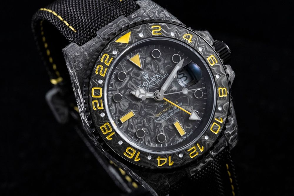 GMT Limited Edition Carbon Fiber case 40mm JH 2021 new model 3186 top grade Mxxx