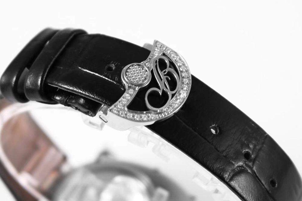 Breguet lady silver case 36x28mm diamonds bezel Citizen automatic ZF factory WT180